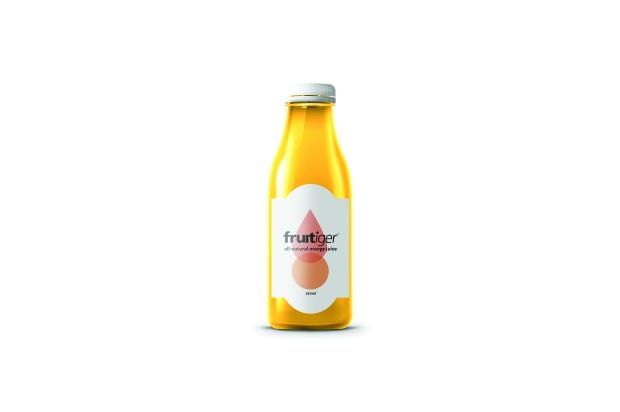 Juice Bottle Mockup 1